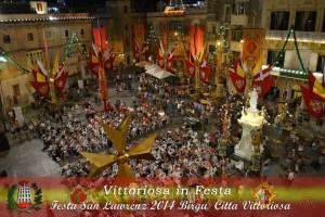 Vittoriosa in Festa 2014