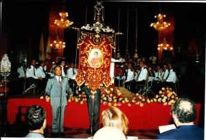 Il-Preżentazzjoni tal-Bandalora Artistika fl-1994