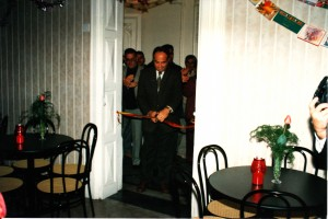 L-inawgurazzjoni tal-Bar fl-1993