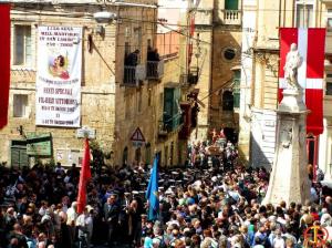 Il-Banda f'Ħadd il-Għid