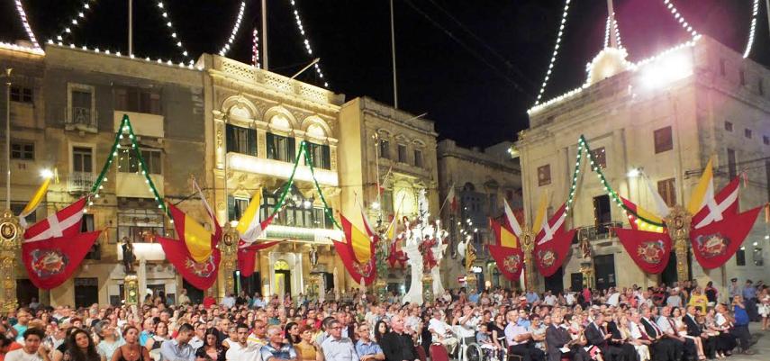 Vittoriosa in Festa 2016