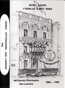 1983 Cassette Cover