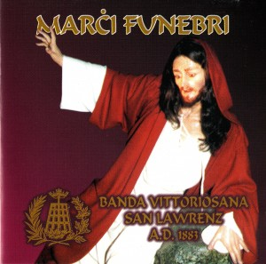 Front Cover Marci Funebri 2001