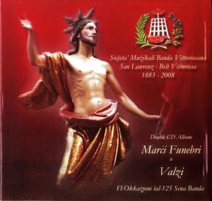 Front Cover Marci Funebri u Valzi 2008