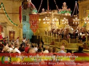 Vittoriosa in Festa