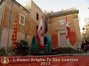 L-Ewwel Erbgħa ta' San Lawrenz