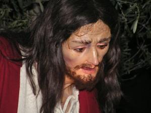 Kristu fl-Ort tal-Getsemani