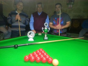 Snooker Comp