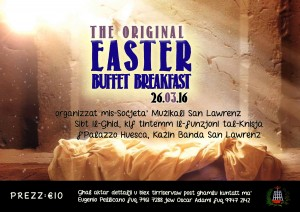 easter 2016 poster