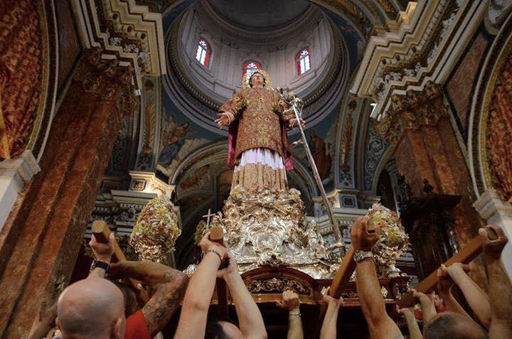 Festa San Lawrenz